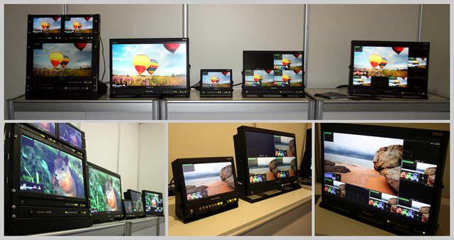 multiviewer multiview Craltech monitores broadcast